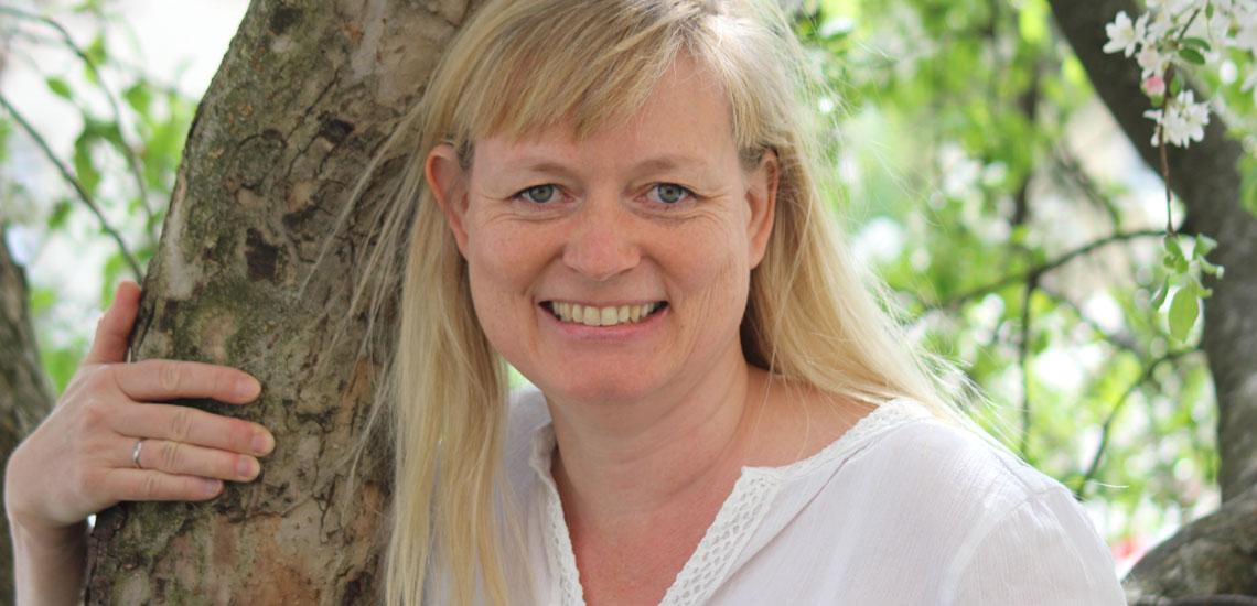 Dr. Tanja Praske, Porträt, Kunsthistorikerin und digitale Geschichtenerzählerin