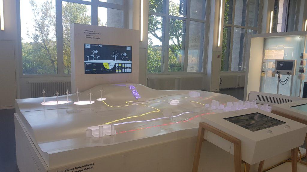 """Das Energiespiel auf der Ausstellung """"energie.wenden"""""""