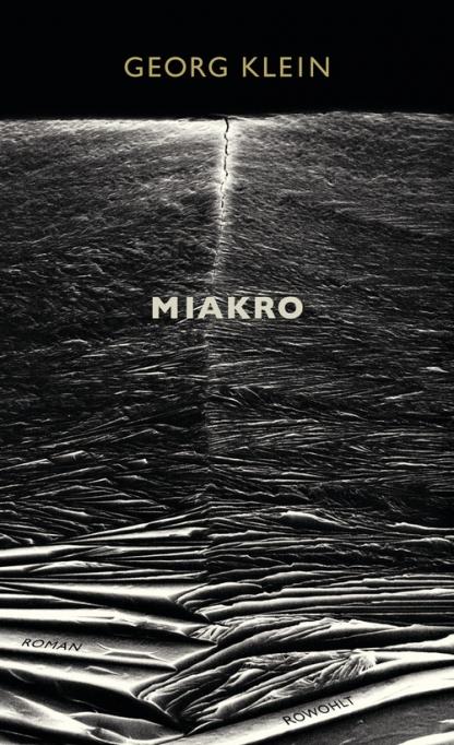 Buchcover Miakro von Georg Klein