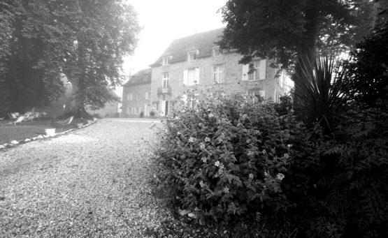 Schloss in Südfrankreich