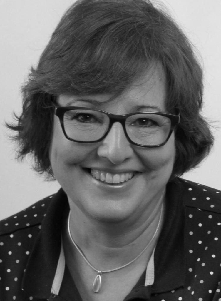 Portrait der Autorin Kosima Graf