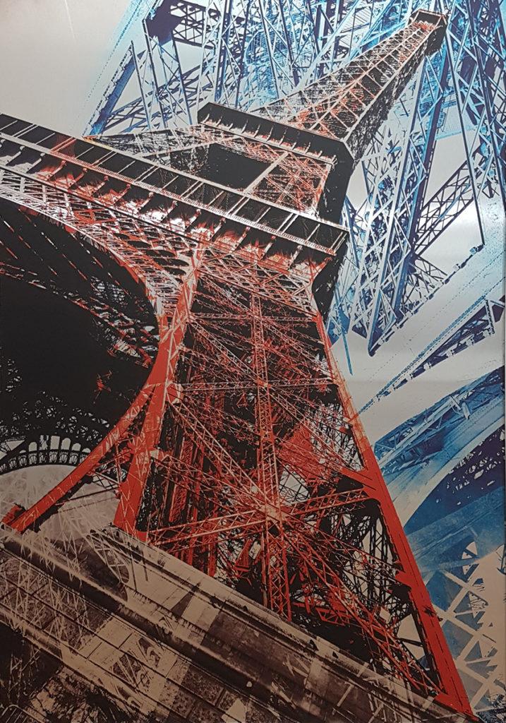Bild von Gerd Winner, Eiffelturm