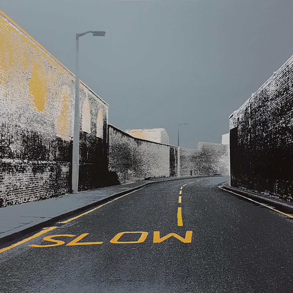 Bild Slow von Gerd Winner, London