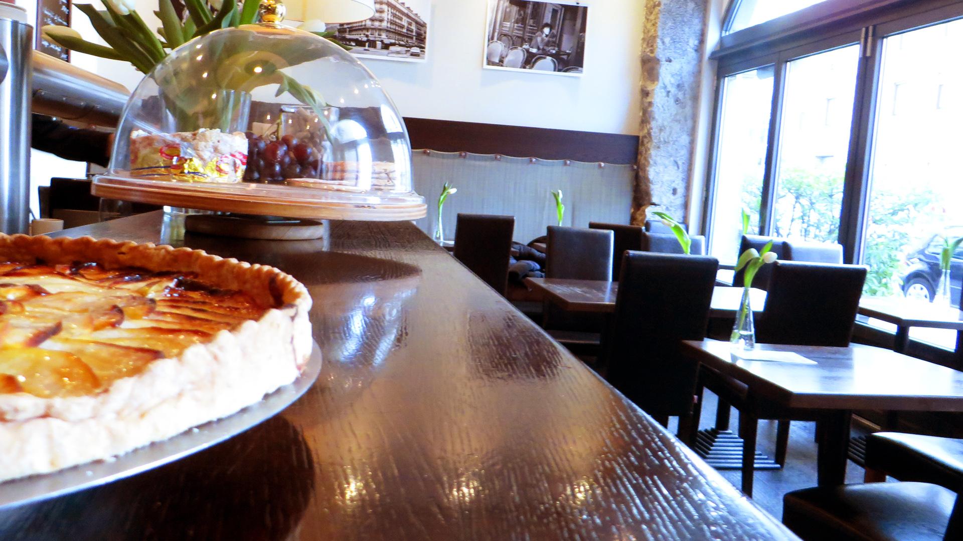 Der franzose um die ecke das bistrot rive gauche - Restaurant wandel ...