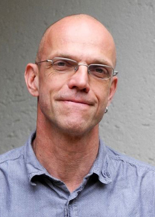 Portrait-Bild von Jürgen Wolf