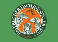 Logo des Bayerischen Dachshundklubs e.V. 1893