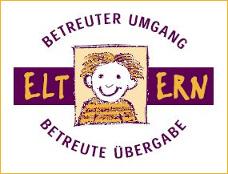 "Logo zur Pressekonferenz ""Betreuter Umgang"" am 21.7.2015 in München"