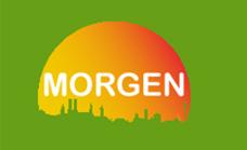 Logo zur Pressekonferenz Migrantennetzwerk MORGEN am 4.5.2017