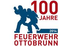 Logo der Digitalen Pressemappe 100 Jahre Freiwillige Feuerwehr Ottobrunn