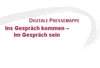 Logo der Digitalen Pressemappe zum Pressegespräch des Evangelischen Beratungszentrums München