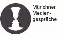 Logo der Münchner Mediengespräche