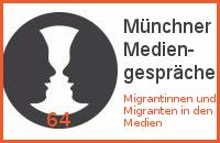 Logo zum 64. Münchner Mediengespräch