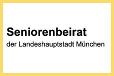 """Logo der Digitalen Pressemappe """"Seniorenbeirat der Landeshauptstadt München"""""""