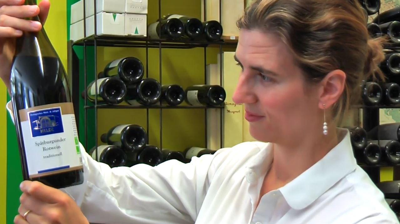 Beim Weinkauf zählt gute Beratung.
